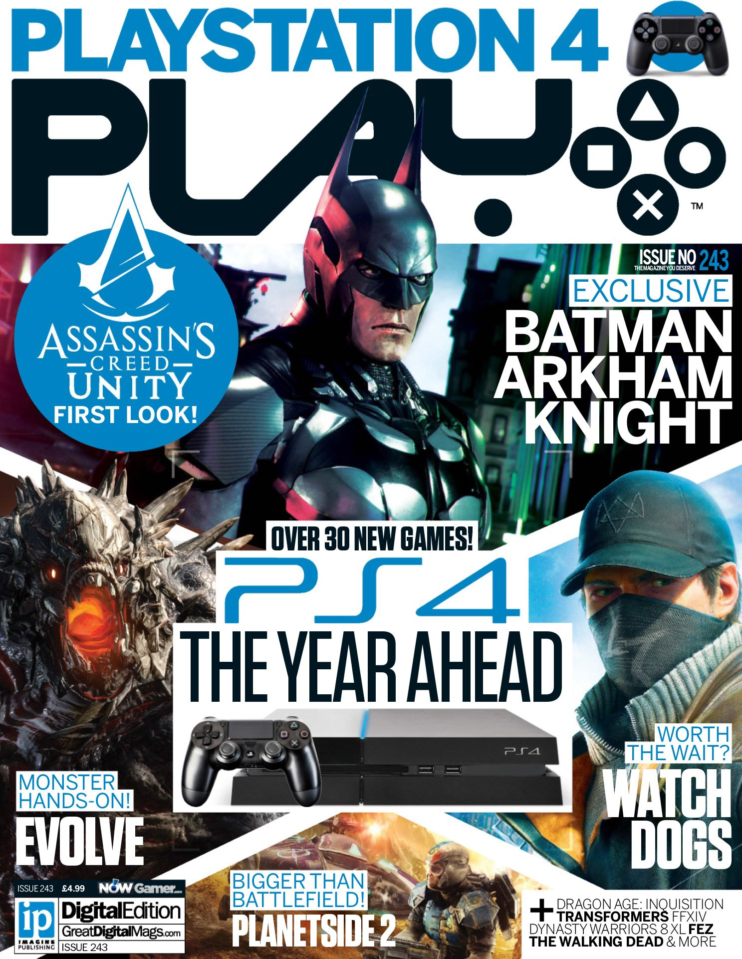 Play UK 243 (May 2014)