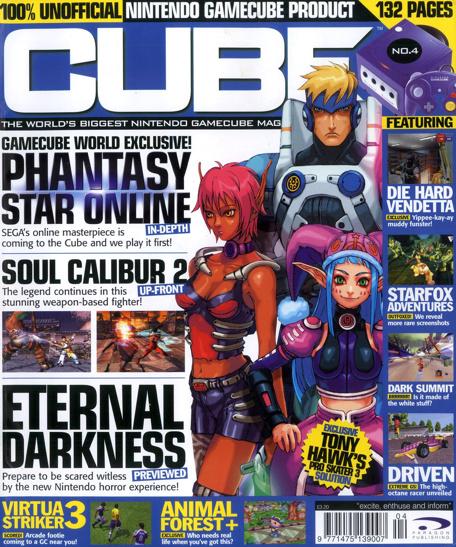 Cube Issue 04 (April 2002)