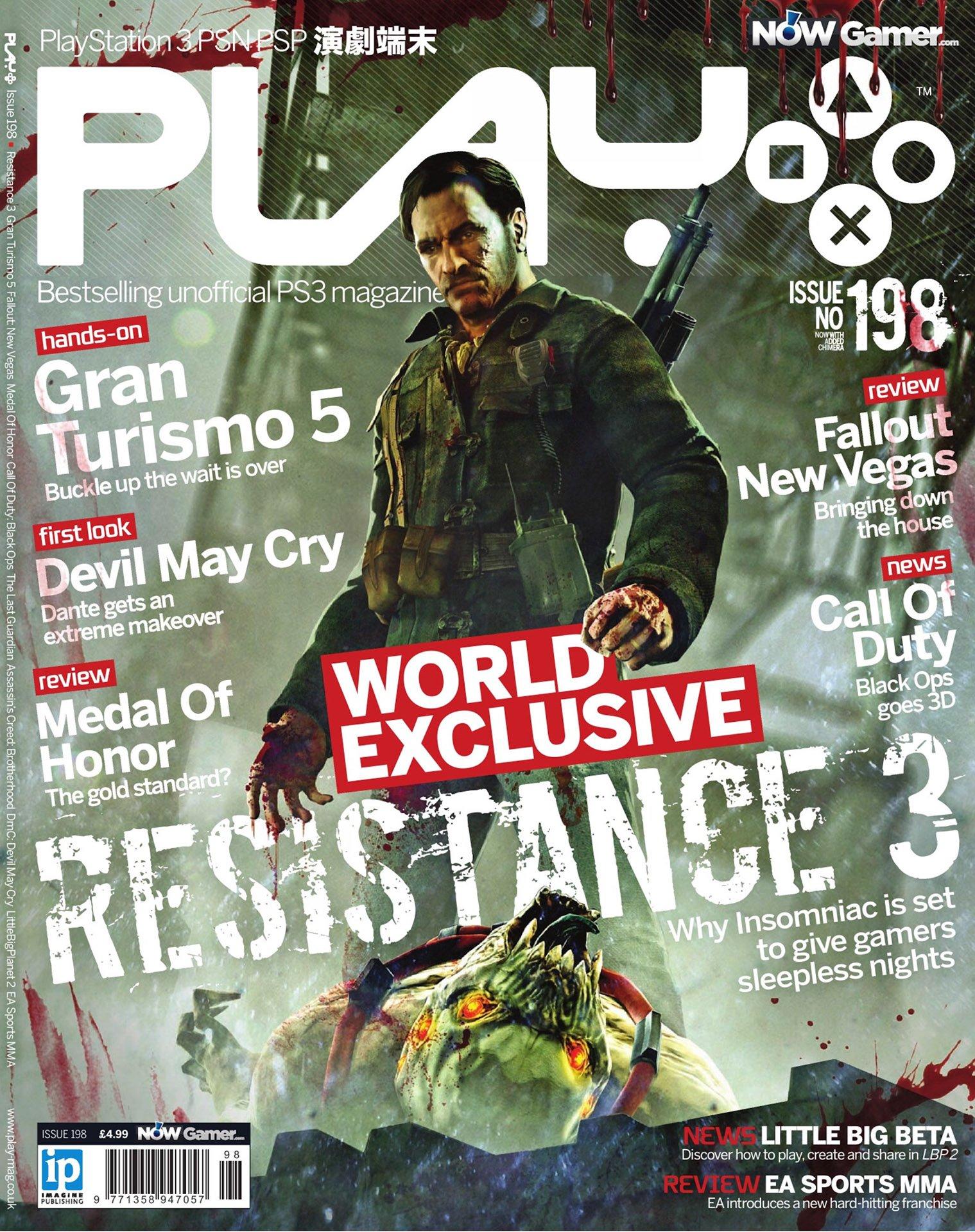 Play UK 198 (December 2010)