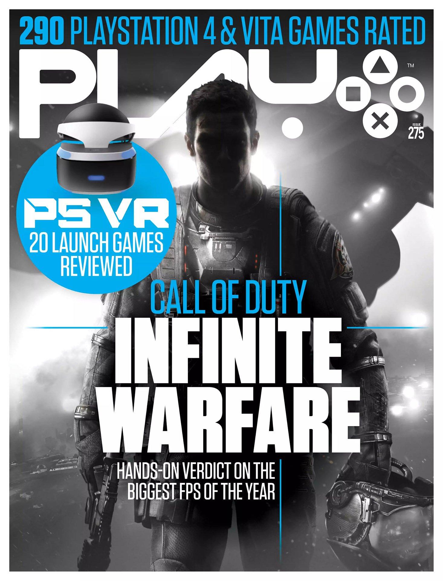 Play UK 275 (November 2016)