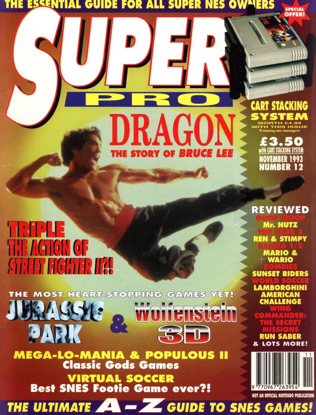 Super Pro Issue 12 (November 1993)