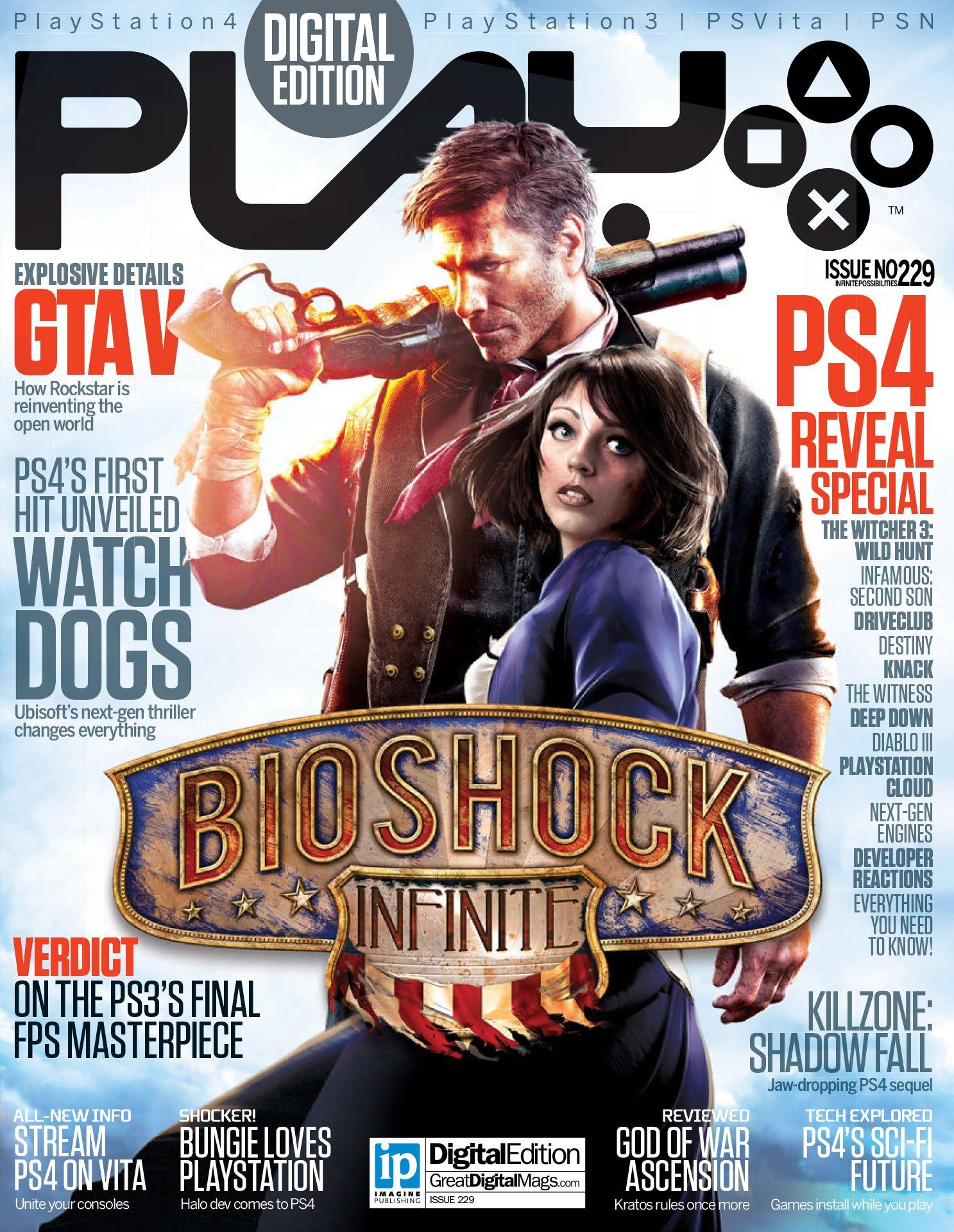 Play UK 229 (April 2013)