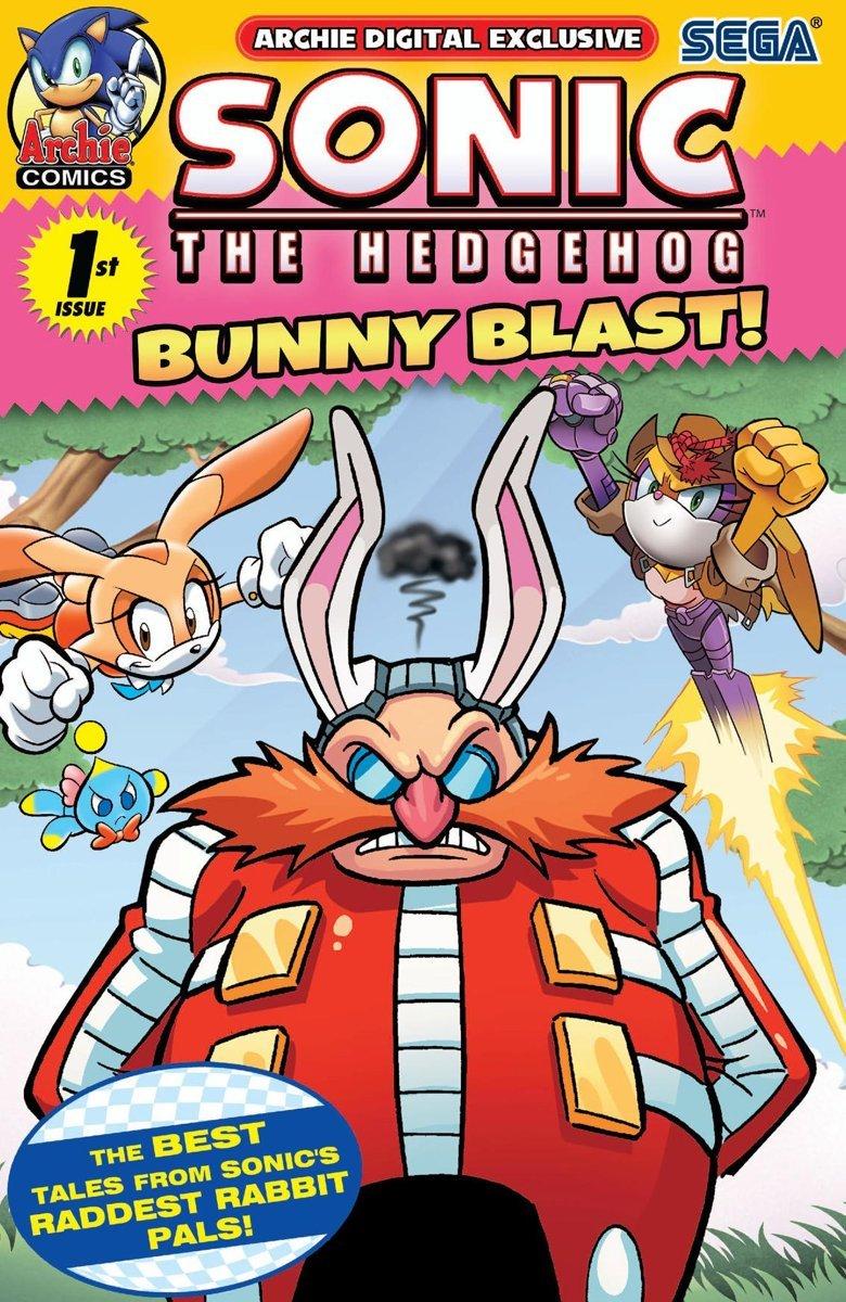 Sonic the Hedgehog: Bunny Blast