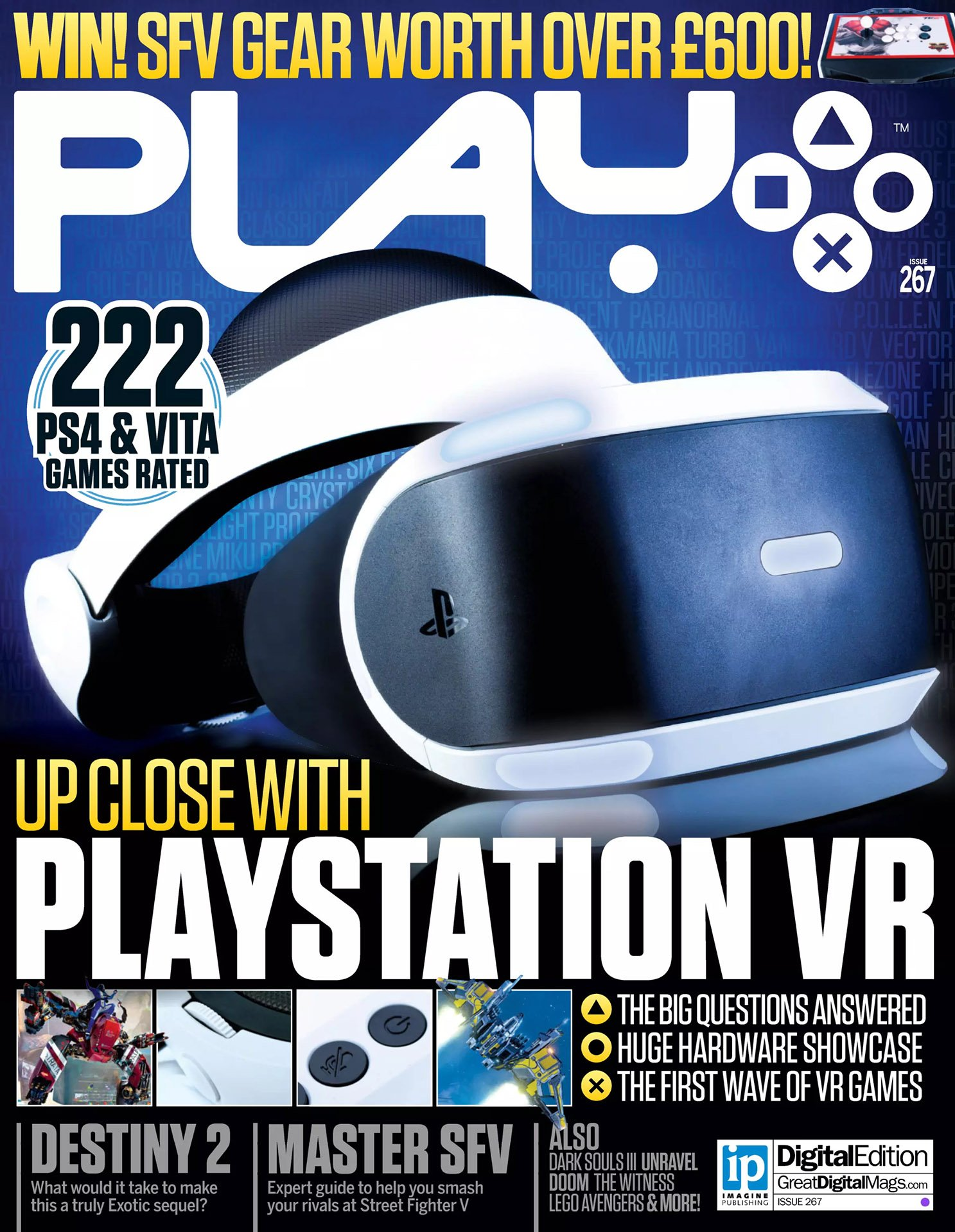 Play UK 267 (March 2016)