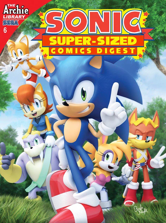 Sonic Super Digest 06