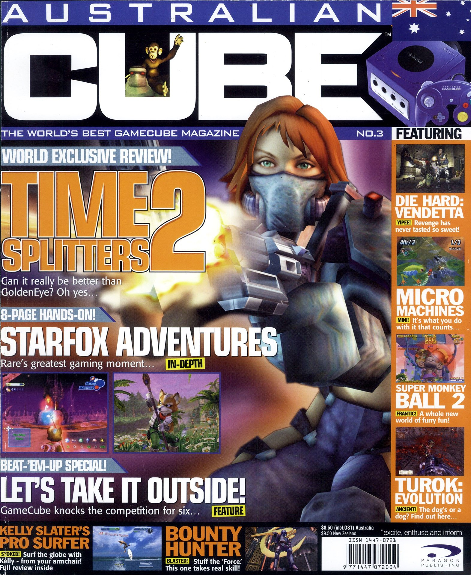 Cube (AUS) Issue 03 (September 2002)