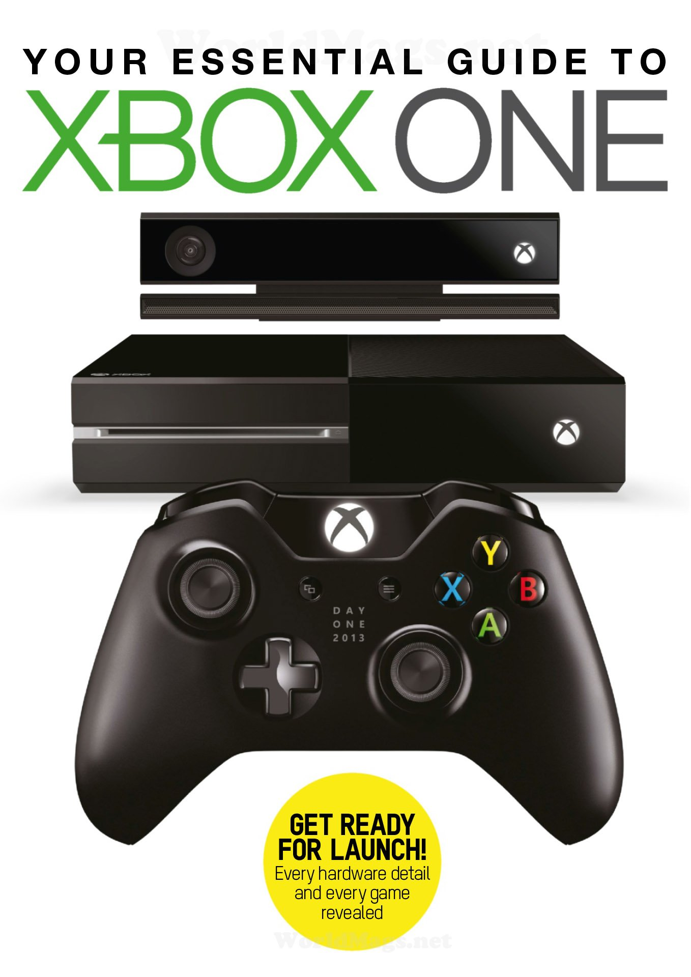 Your Essential Guide to Xbox One (December 2013)