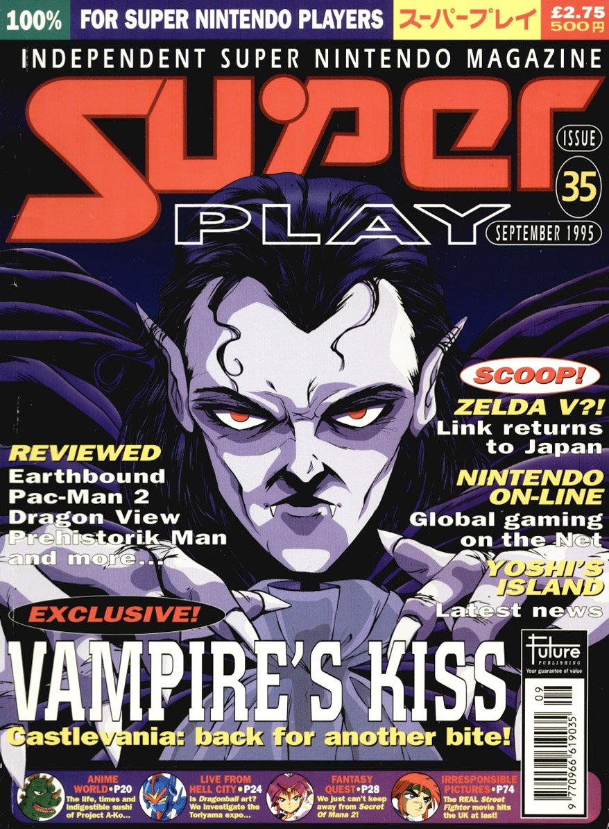 Super Play Issue 35 (September 1995)