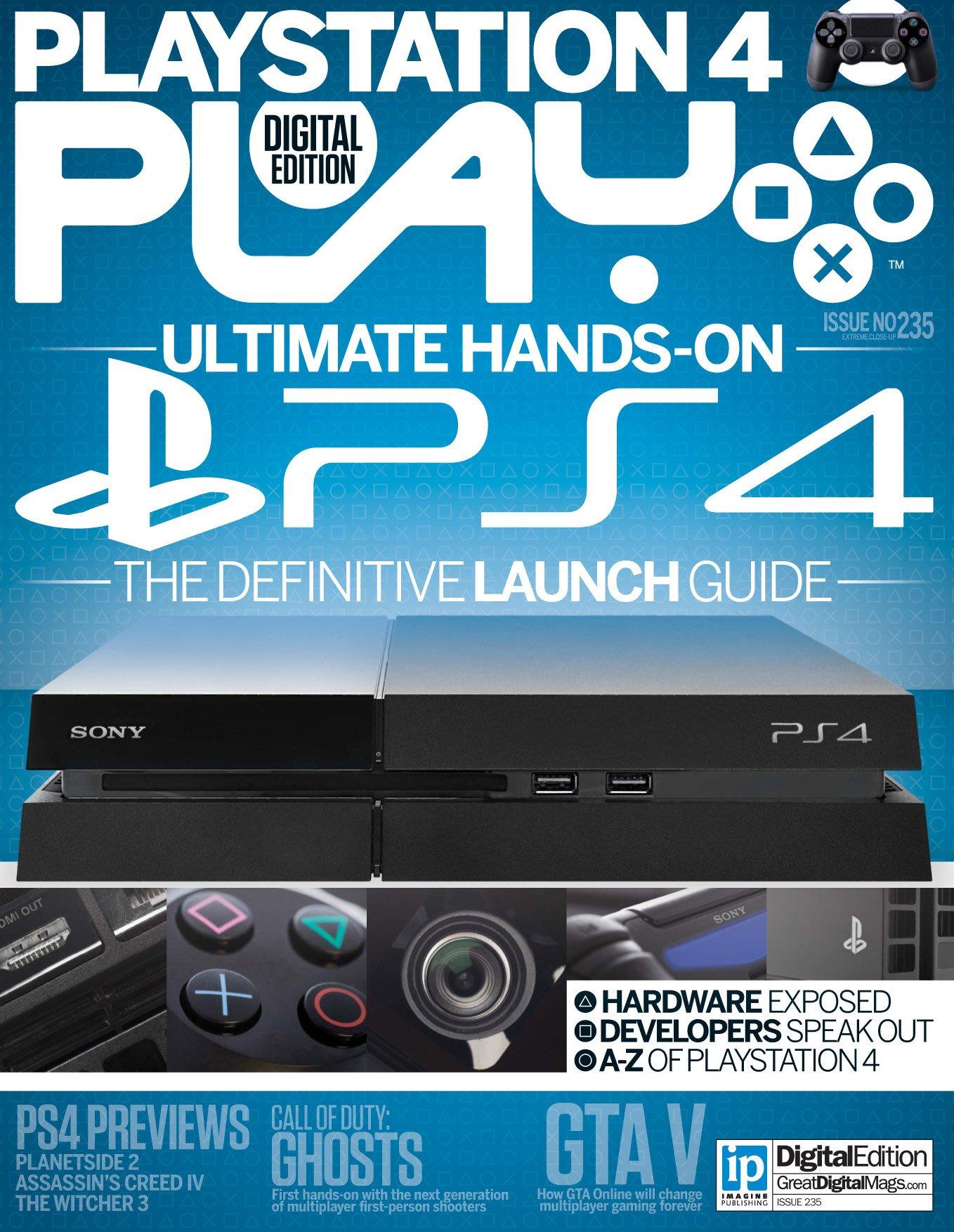 Play UK 235 (October 2013)