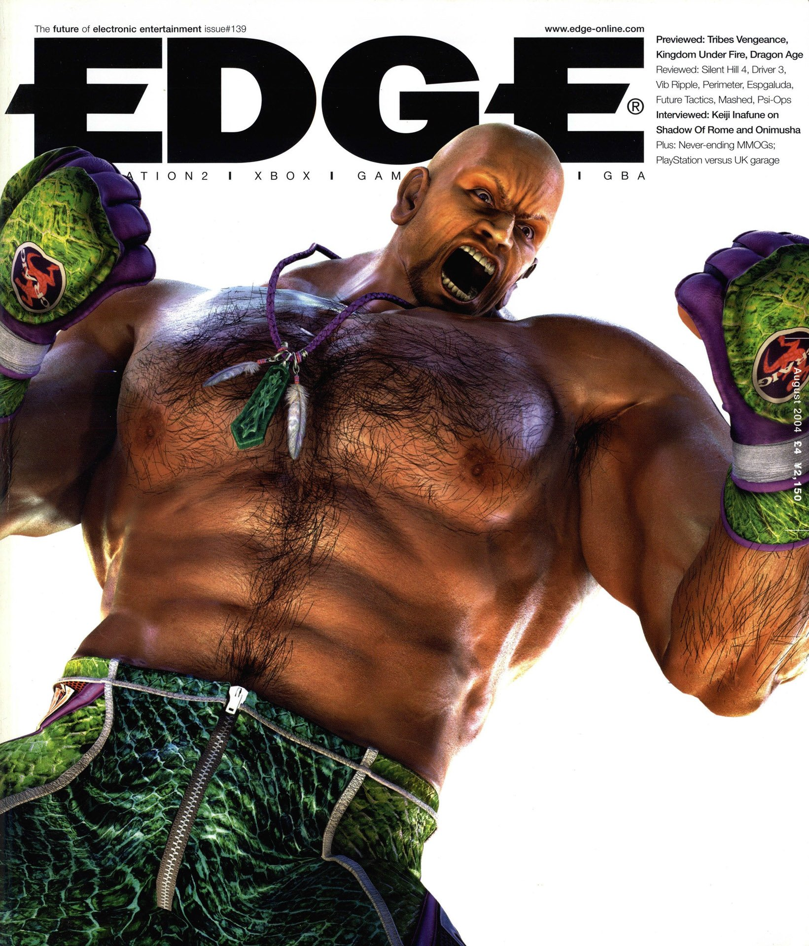 Edge 139 (August 2004) (cover 1)