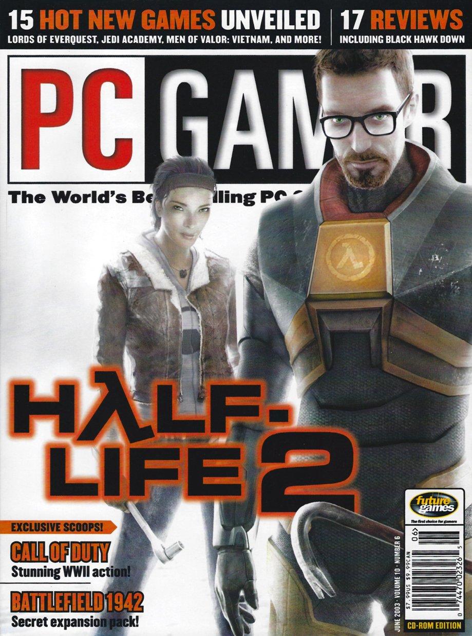 PC Gamer Issue 111 (June 2003)