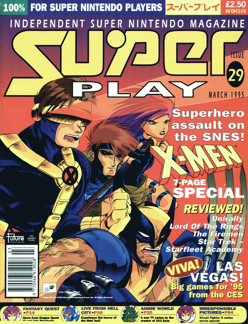 Super Play Issue 29 (March 1995)