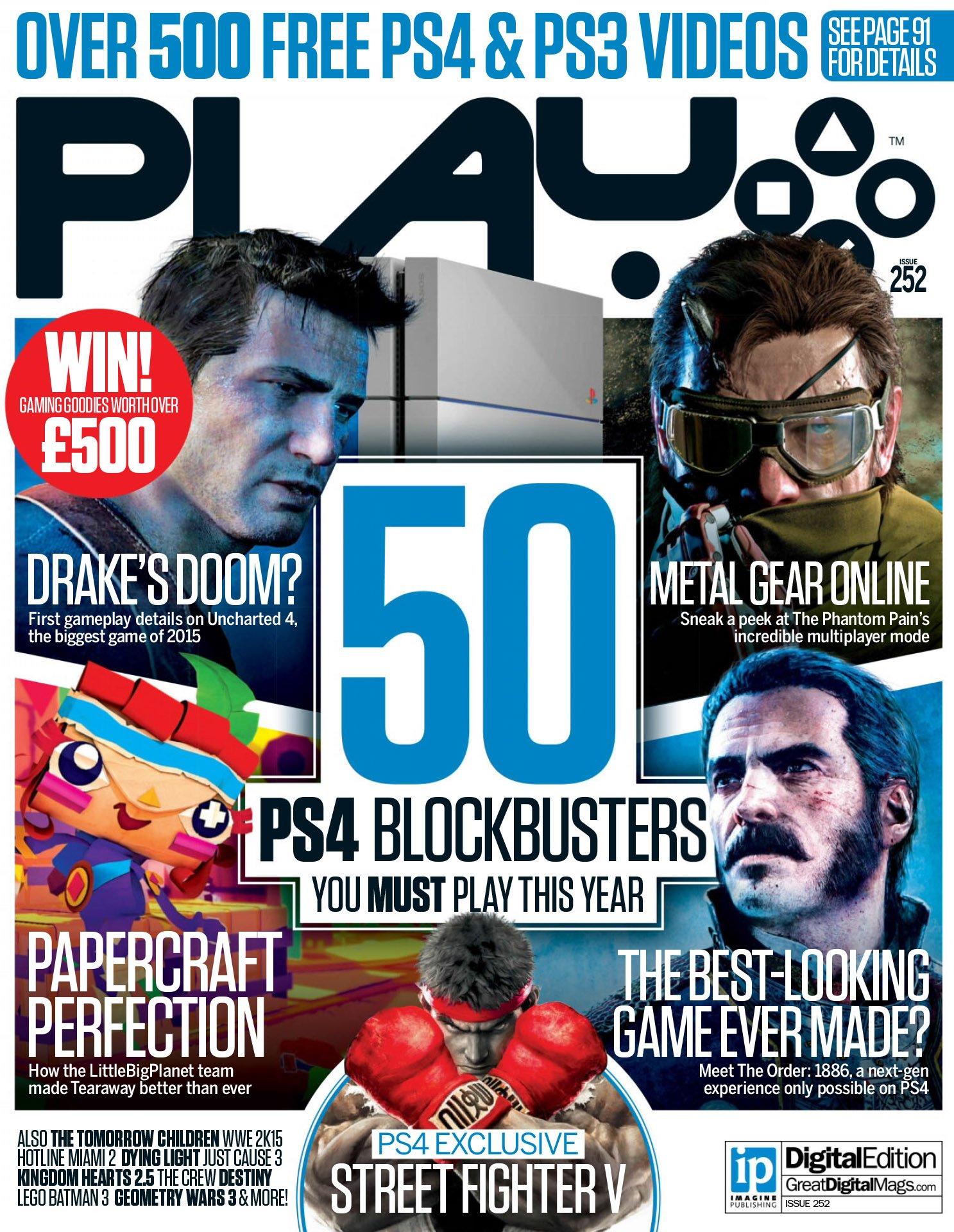 Play UK 252 (January 2015)