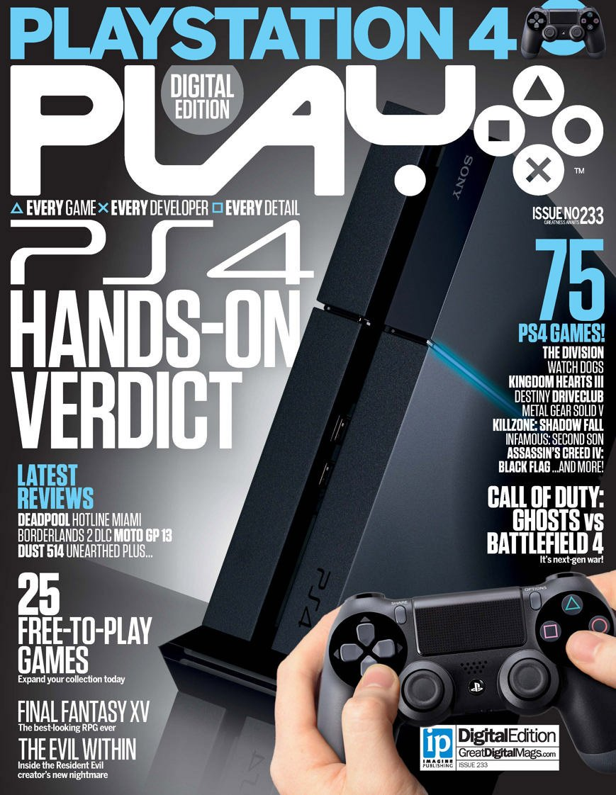 Play UK 233 (August 2013)
