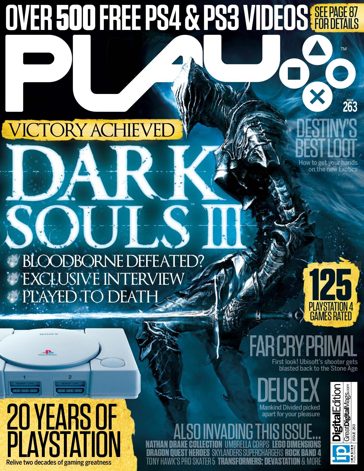 Play UK 263 (December 2015)