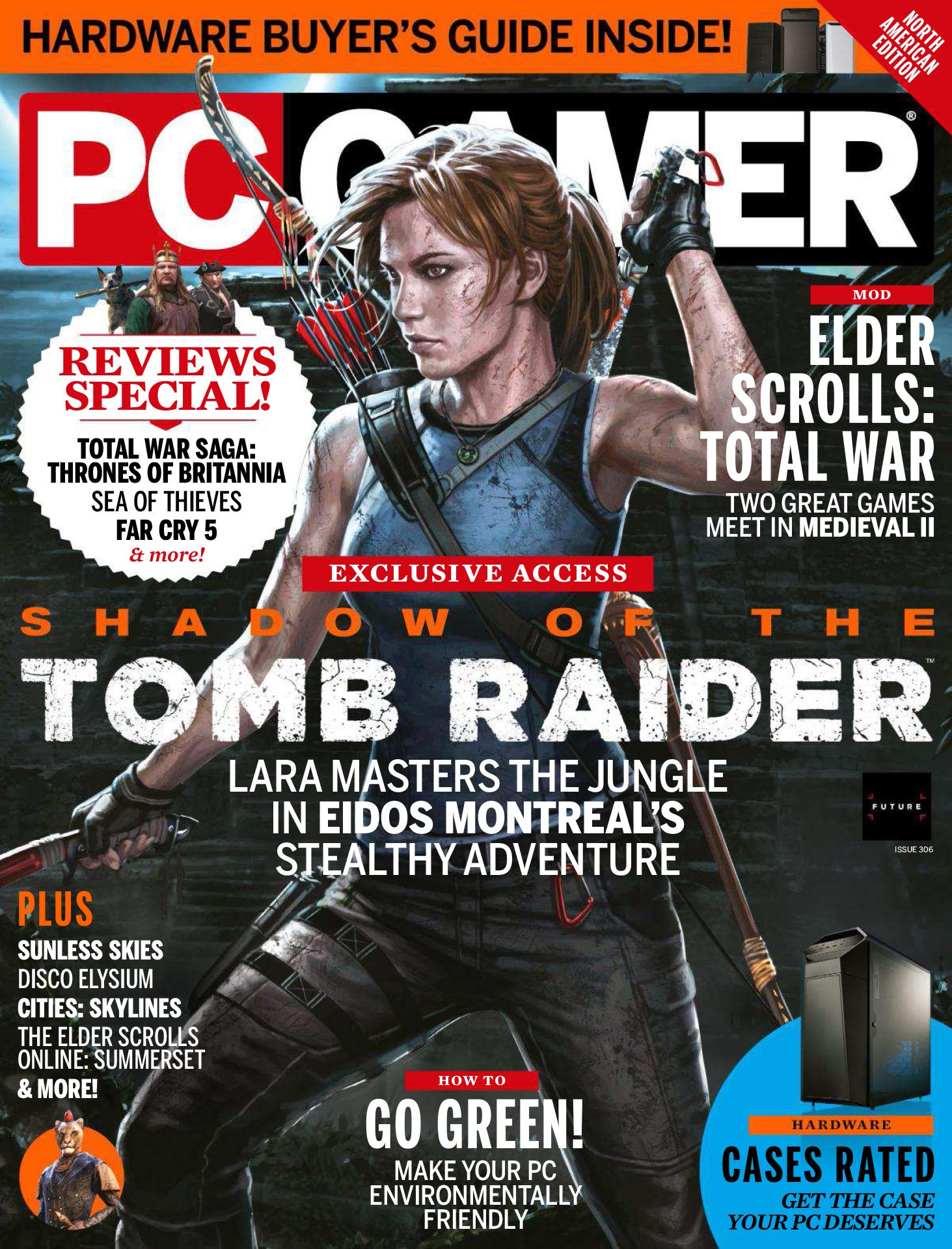 PC Gamer Issue 306 (July 2018)
