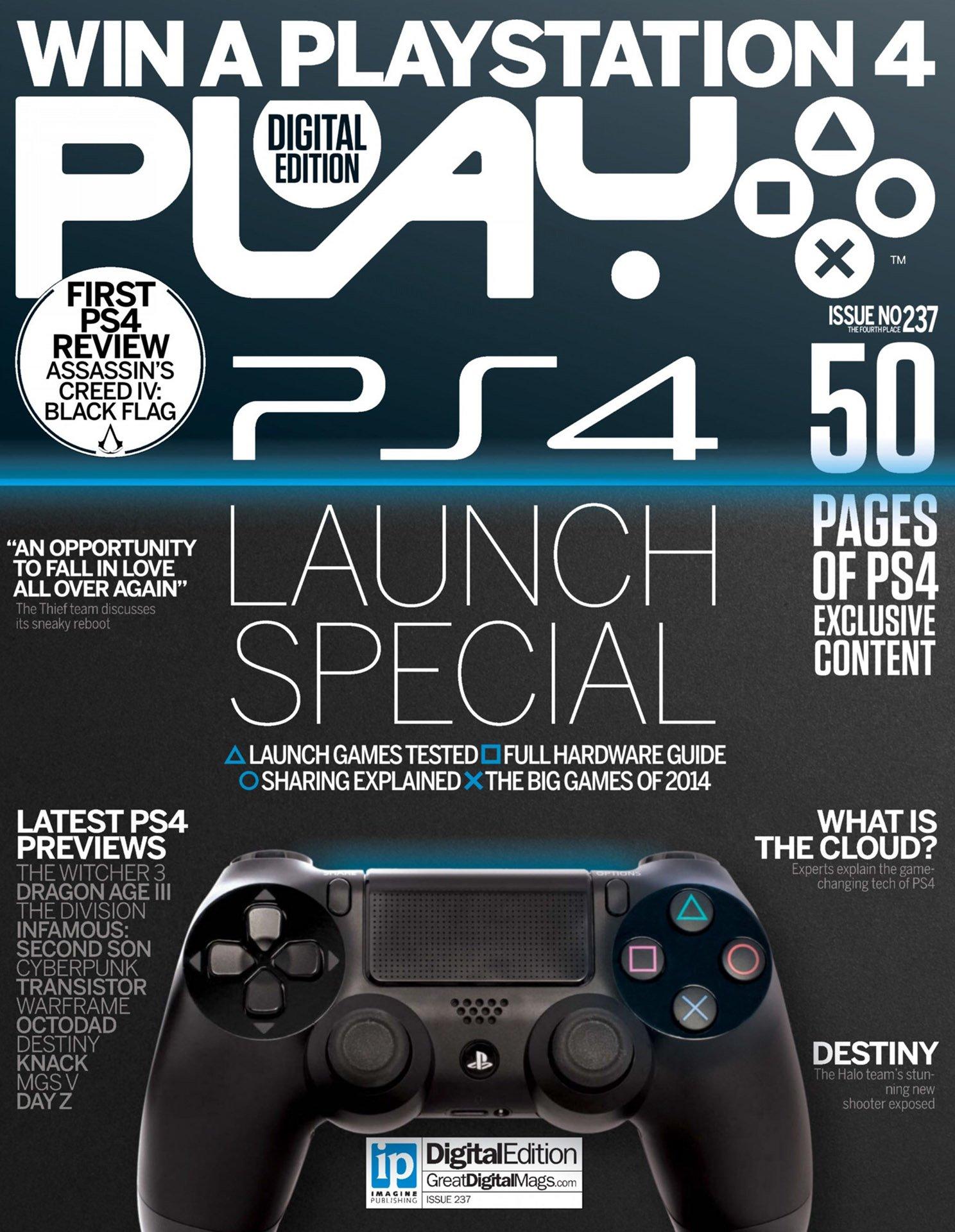 Play UK 237 (December 2013)