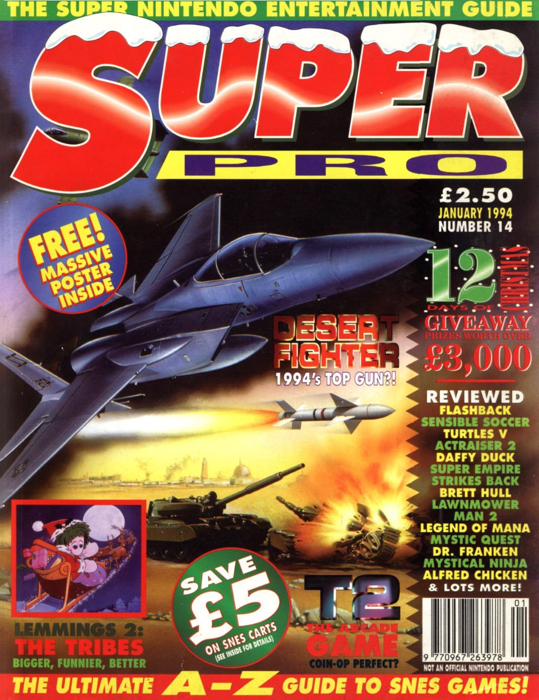 Super Pro Issue 14 (January 1994)