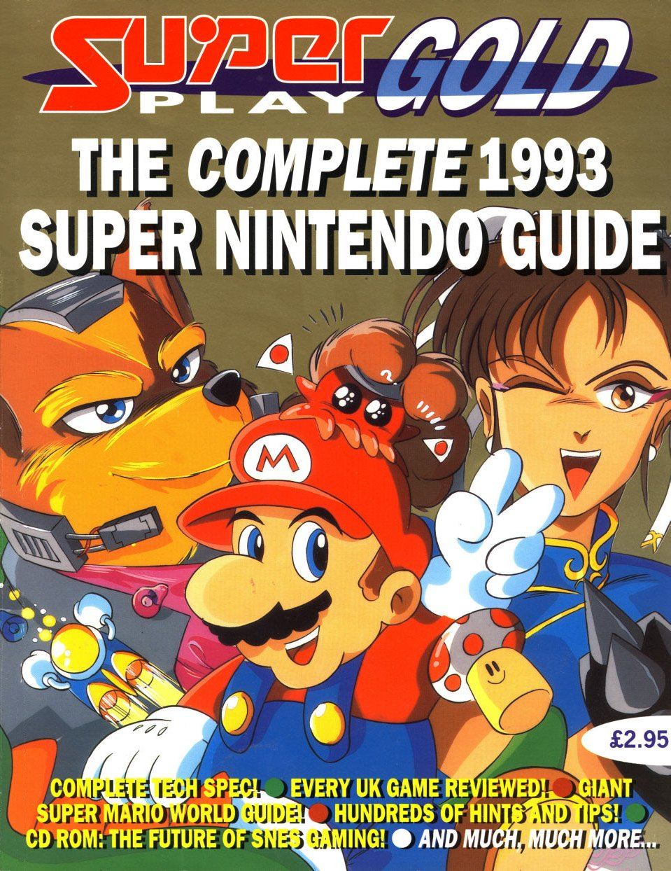 Super Play Gold (1993)