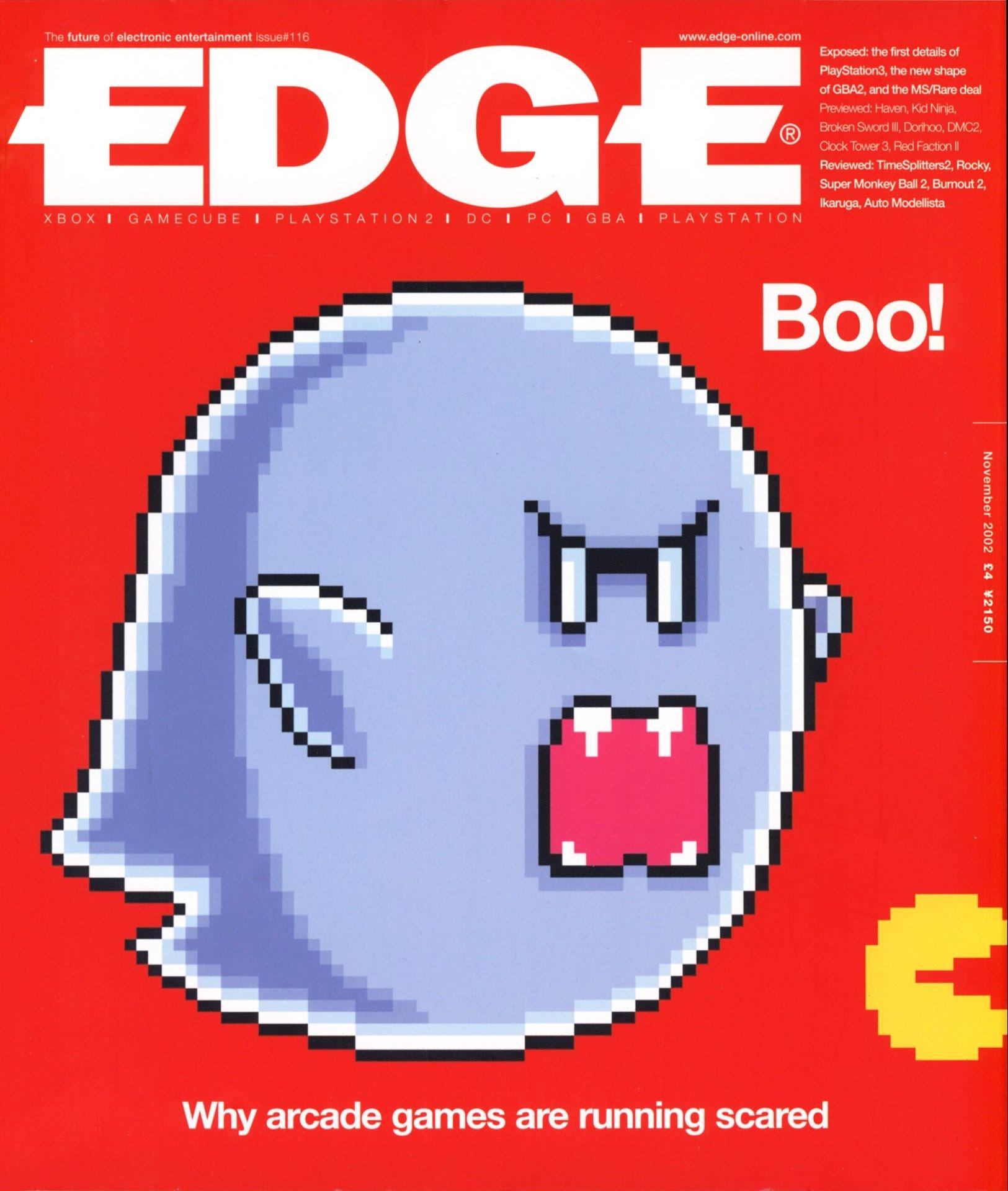 Edge 116 (November 2002)