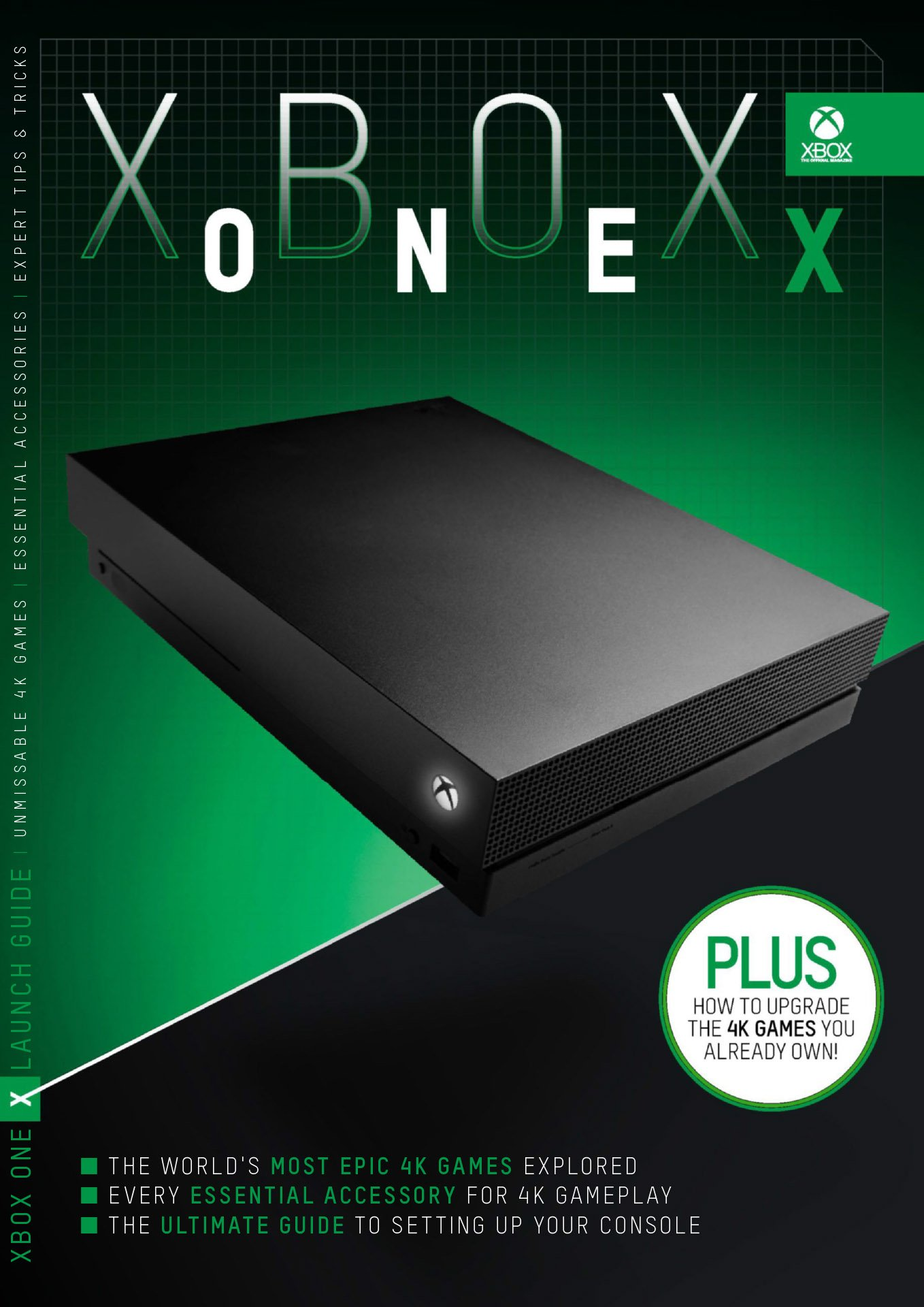 Xbox One X Launch Guide (December 2017)