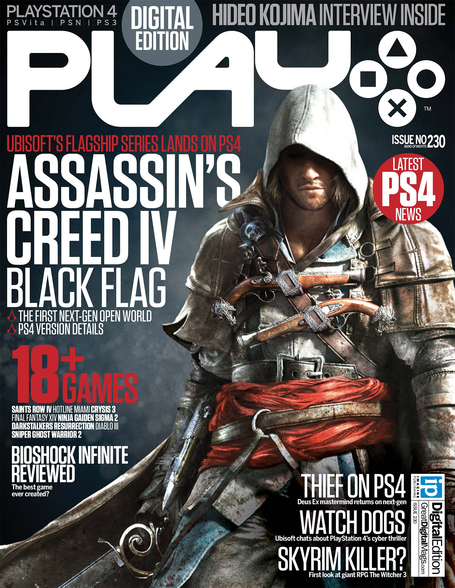 Play UK 230 (May 2013)