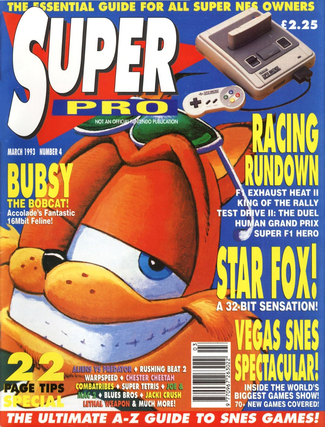 Super Pro Issue 04 (March 1993)