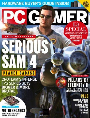 PC Gamer Issue 308 (September 2018)