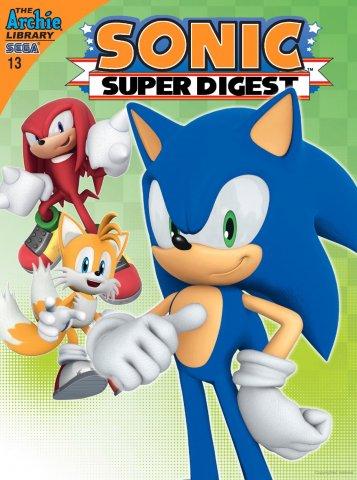 Sonic Super Digest 13