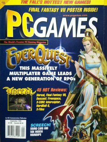 PC Games Vol. 05 No. 07 (September 1998)