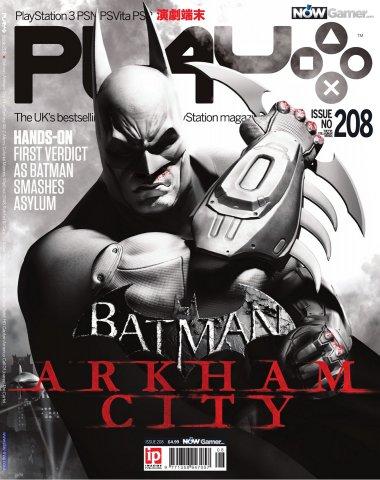Play UK 208 (September 2011)