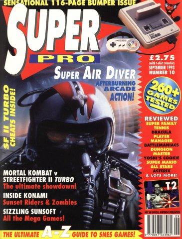 Super Pro Issue 10 (September 1993)