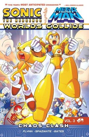 Sonic the Hedgehog / Mega Man: Worlds Collide Vol.3 - Chaos Clash