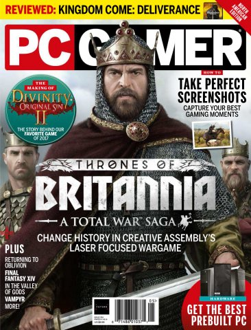 PC Gamer Issue 304 (May 2018)