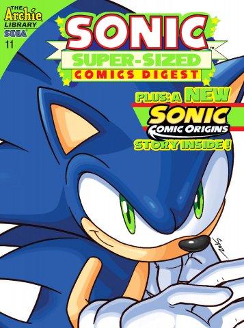Sonic Super Digest 11