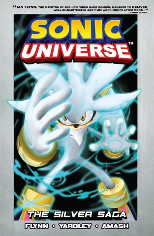 Sonic Universe Vol.07 - The Silver Saga