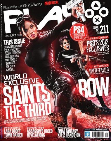 Play UK 211 (December 2011)