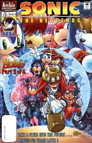 Sonic the Hedgehog 131 (March 2004)
