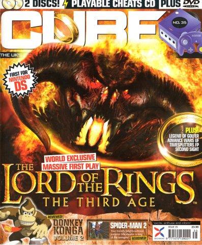 Cube Issue 35 (September 2004)