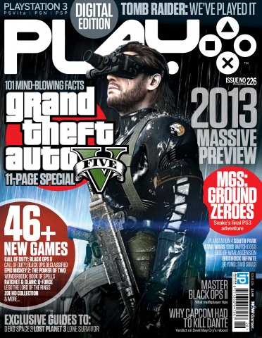 Play UK 226 (January 2013)