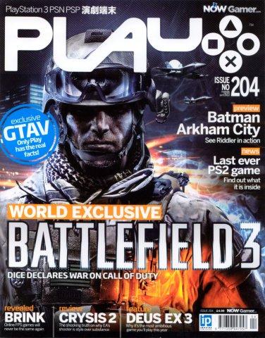 Play UK 204 (May 2011)