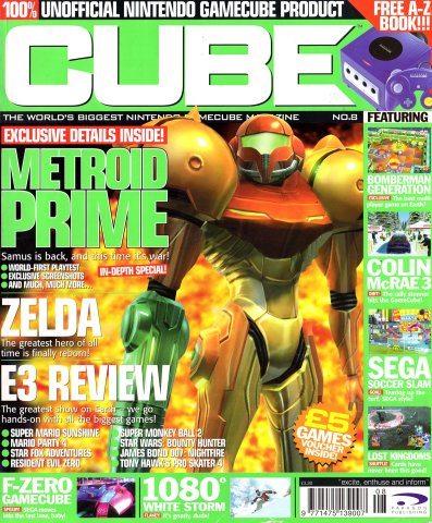 Cube Issue 08 (August 2002)