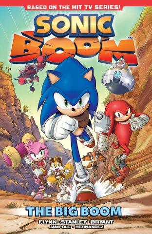 Sonic Boom Vol.1 - The Big Boom