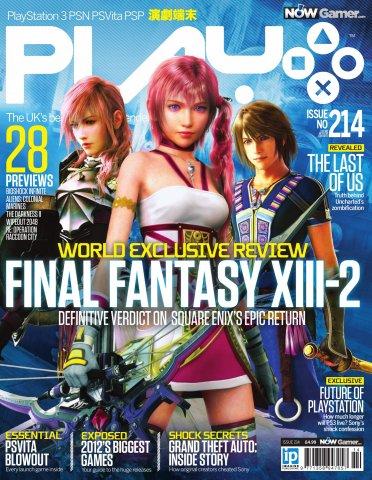 Play UK 214 (February 2012)