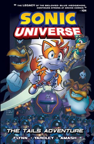 Sonic Universe Vol.05 - The Tails Adventure