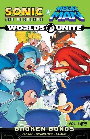 Sonic the Hedgehog / Mega Man: Worlds Unite Vol.2 - Broken Bonds