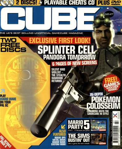 Cube Issue 27 (January 2004)