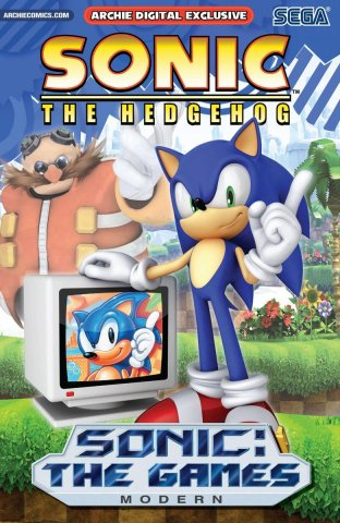 Sonic the Hedgehog - Sonic: The Games - Modern