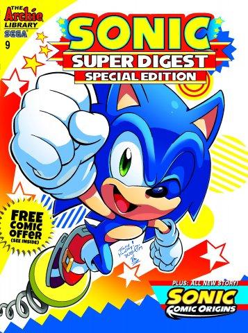 Sonic Super Digest 09