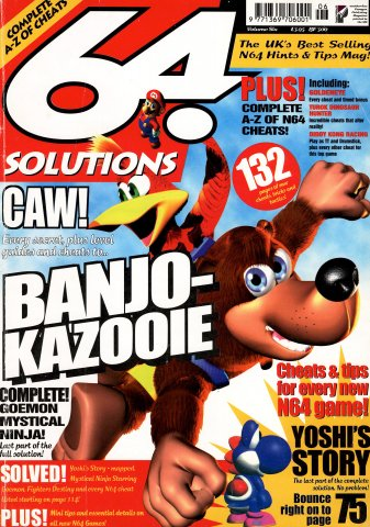 64 Solutions Volume 06 (August 1998)